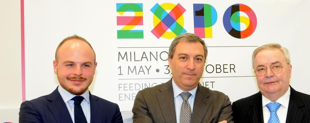 Lecco. Salumi Beretta  Lo sponsor dop di Expo