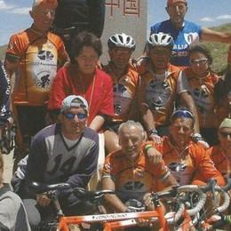 Arosio-Pechino, 10 anni fa  E domani in bici al Ghisallo