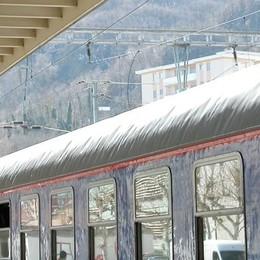Canton Ticino, interrotto  il traffico ferroviario