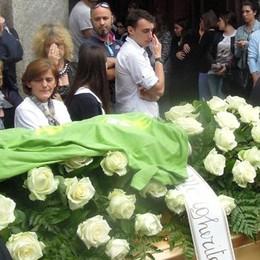 «Addio Benedetta,   sapevi farti voler bene»