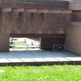 Ancora vandalismi   nell'area Cazzaniga