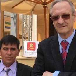 A Expo il grazie del Perù  «Icam, sei un esempio»