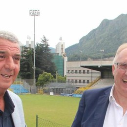 Piazzalunga e Schipilliti  Nuovi soci del Calcio Lecco