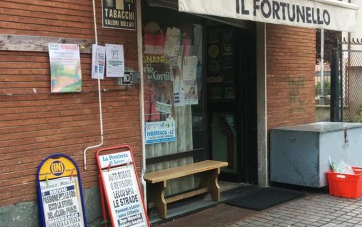 """""""Il Fortunello""""di Imbersago  ancora nel mirino dei ladri"""
