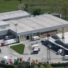 """""""Spreafico"""": la nuova fabbrica  «Più forti dopo l'incendio»"""