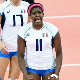 Miriam Sylla non basta all'Italia  European Games di Baku amari