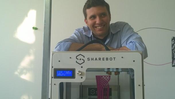 Sharebot guarda   al mercato tedesco