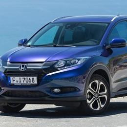 Nuova Honda HR-V  Ritorno al futuro