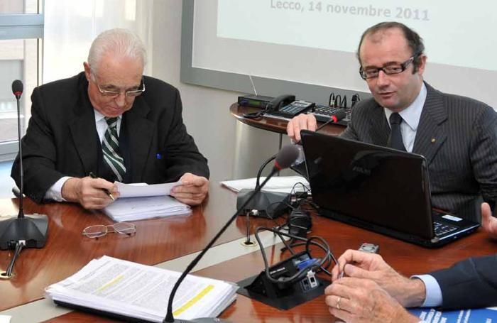 Vico Valassi e Giovanni Maggi, una sfida all'ultimo voto