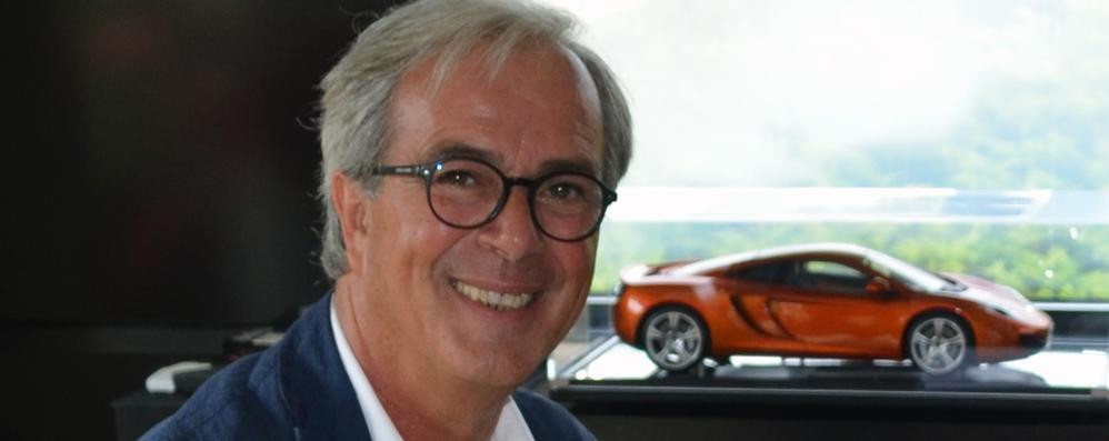 Walter Fontana presidente  del Golf Club Lecco