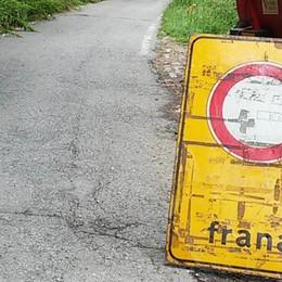 Strada provinciale ancora interdetta  E in Valvarrone cresce la protesta
