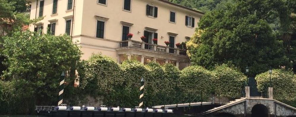 «Laglio, Perseguitato dai paparazzi  Clooney vende Villa Oleandra»