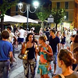 Lo shopping di sera   debutta col botto a Oggiono