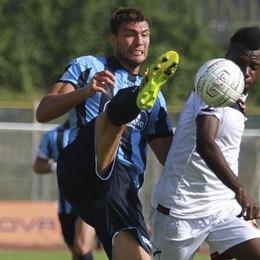 """Calcio, il """"mastino"""" De Angeli  sta già scalpitando nel Lecco"""