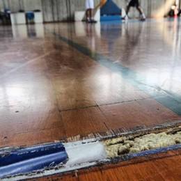 Parquet del Bione inagibile  Sfrattato il Basket Lecco