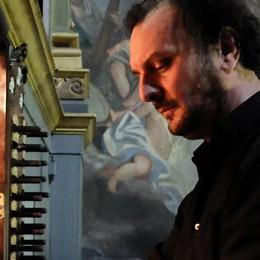 Oggiono, la rassegna  organistica con Bartoletti