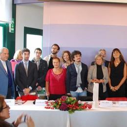 Settecento al premio Merini  «Brunate è la città della cultura»