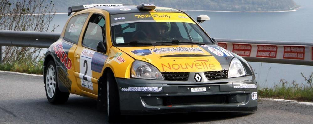 Il Rally Day della Valsassina sta già riscaldando i motori