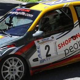 Ghelfi, bella sorpresa  Suo il Rally Day Valsassina