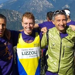 """Nella """"Vertical del Magnodeno""""  Fabio Rizzi centra il successo"""