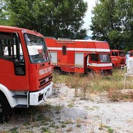 Caserma pompieri  Il Parco Adda Nord  «Va fatta altrove»