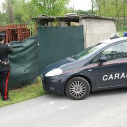 Ladri sorpresi a rubare  Inseguiti dai carabinieri a Dolzago