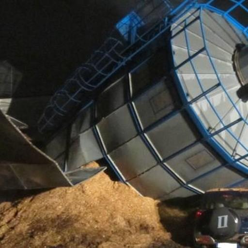 Crolla il silo a Osnago, allarme per il gran boato - Merate e ...