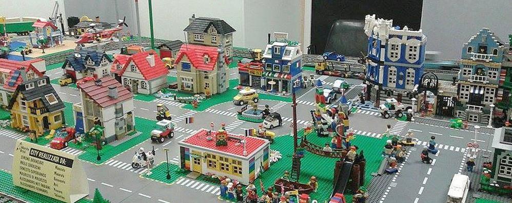 Un mondo fatto di Lego  ad Albese con Cassano