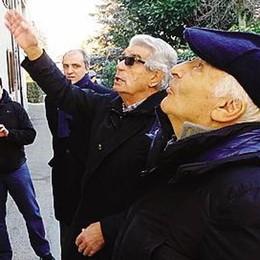 Mogol, ritorno a Carugo dopo 70 anni  «Ero un ragazzino in fuga dalle bombe»