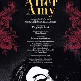 """A Sondrio la prima mondiale di """"Un'opera totale. Alter Amy"""""""