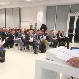 «Nel dialogo con i nostri imprenditori  energia e credito sono i temi più caldi»