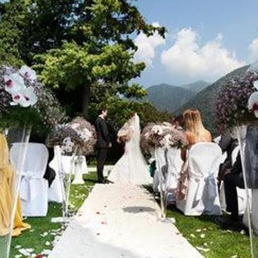 Matrimoni in villa Laglio sfida Tremezzina - Cronaca Laglio