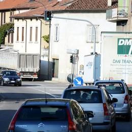 Lecco-Bergamo, prolungato il verde  Vercurago cerca di tamponare la coda