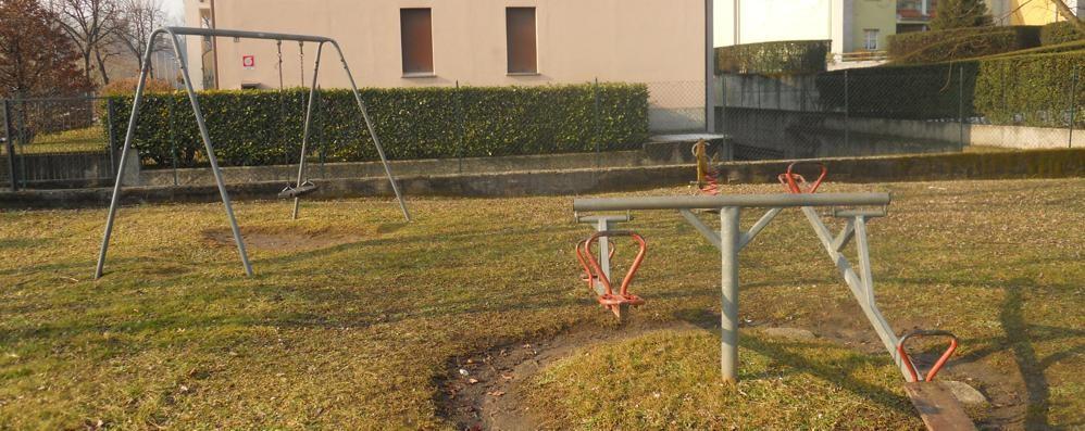 Via Bachelet, verde ostaggio dei vandali  I residenti chiedono un giro di vite