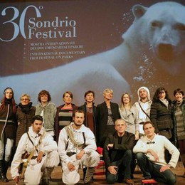 Animale totem, l'orso polare conquista il Sondrio festival