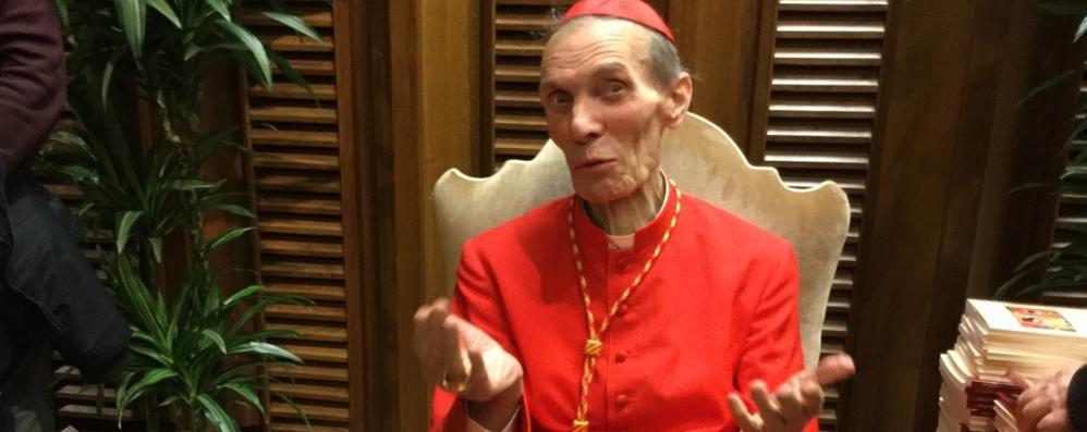 Il galbiatese Renato Corti cardinale  «Pastore sensibile vicino al suo popolo»