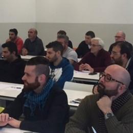 Delegati e sindacalisti Uilm  vanno a scuola al Politecnico