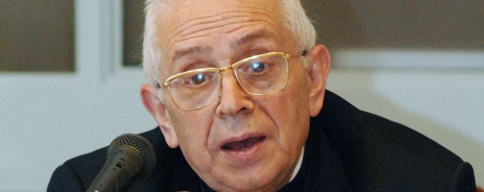 Il Premio Ratzinger a monsignor Biffi  Lo riceverà da Papa Francesco