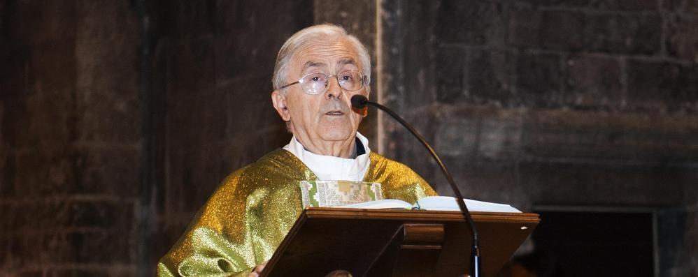 Mons. Calori amministratore diocesano  In attesa del vescovo Oscar