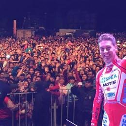 Quasi quarantamila  al Grattarola show  di Città del Messico