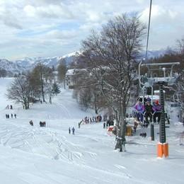Intervento alla seggiovia  Margno si prepara alla neve