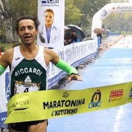 Maratonina di Lecco  La carica dei seicento  Claut è il più veloce