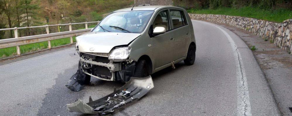Provinciale 62 sempre più pericolosa  In aumento gli incidenti e i feriti