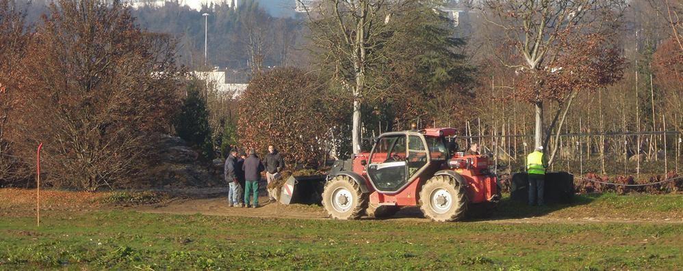 Travolto dal trattore del fratello  Carugo e Mariano sotto choc