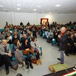 Era ora, aperto l'auditorium  Nasce lo Spazio Teatro Invito