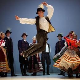 Il folclore magiaro al Teatro Sociale di Sondrio