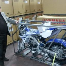 Colpo da professionisti a Introbio  Rubate 21 moto, bottino 150mila euro