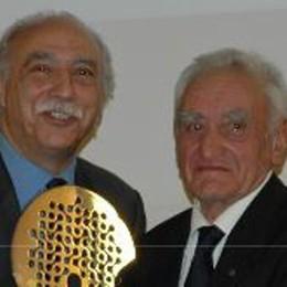 L'Università di Pavia  ha premiato Moioli