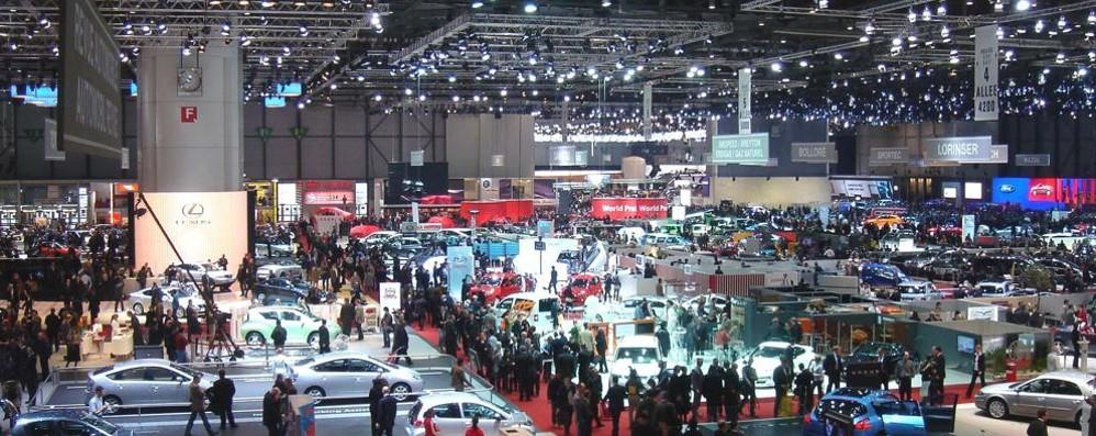 Ginevra, vetrina mondiale  per il mondo dell'auto