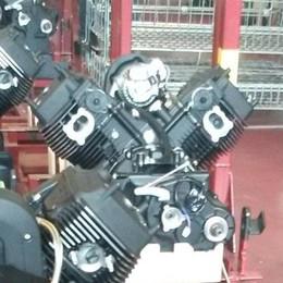 La Moto Guzzi va  In fabbrica 50 interinali